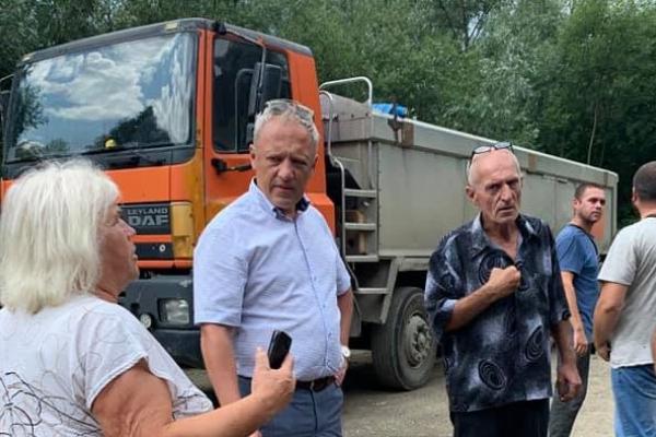 Мер Чернівців про незаконний видобуток гравію: