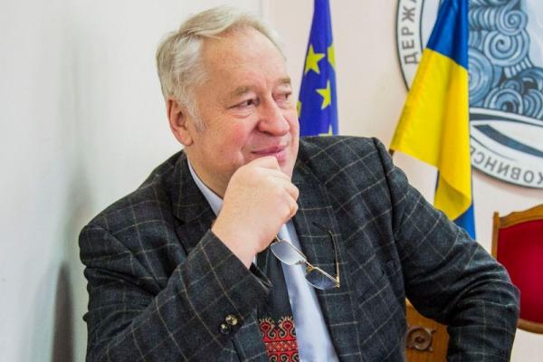 У Чернівцях не стало багаторічного ректора БДФЕУ Володимира Прядка