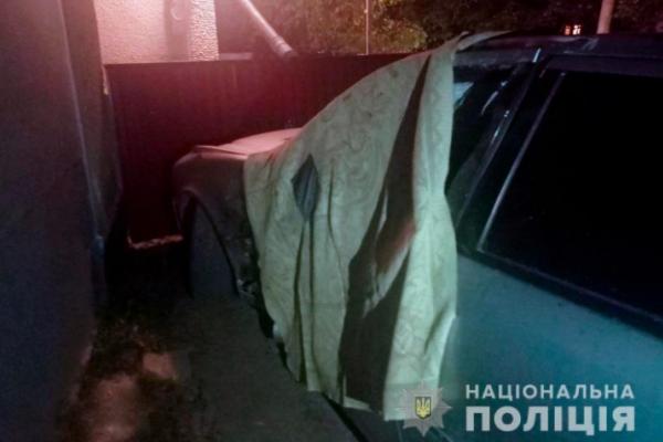 Буковинця, який збив на смерть мотоцикліста, заарештували
