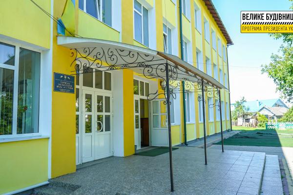 У школі села Товтри триває модернізація системи опалення