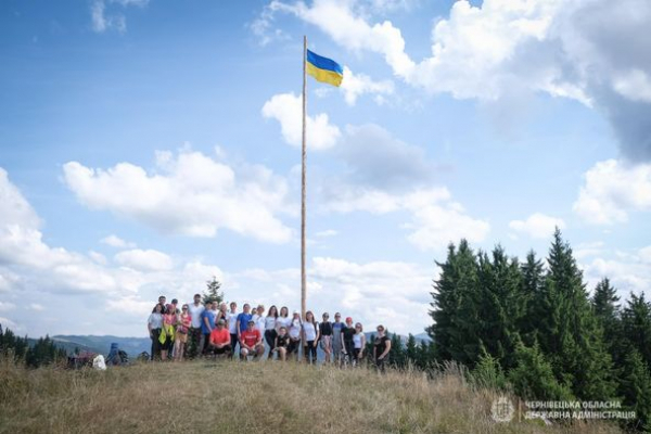 У Буковинських Карпатах створили два нових туристичних маршрути