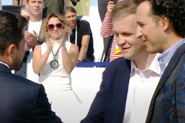 Назарію Яремчуку присвоїли звання Героя України. Хто ще отримав нагороди на День Незалежності