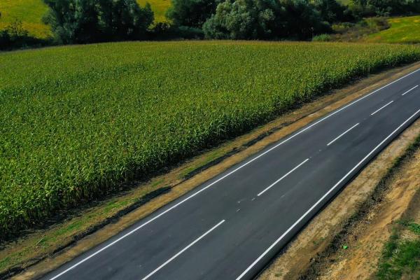 Дорогу до кордону з Румунією облаштували фактично з нуля