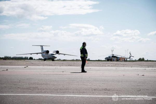 Оголошено тендер на реконструкцію міжнародного аеропорту «Чернівці»