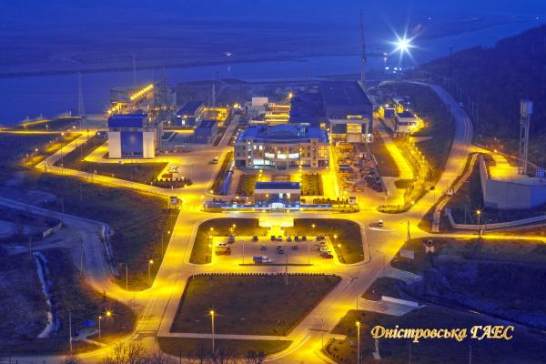 Посадовців зловили на на привласненні багатомільйонних коштів, виділених на модернізацію Дністровської ГАЕС